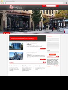 Mapletown_websitedesign2